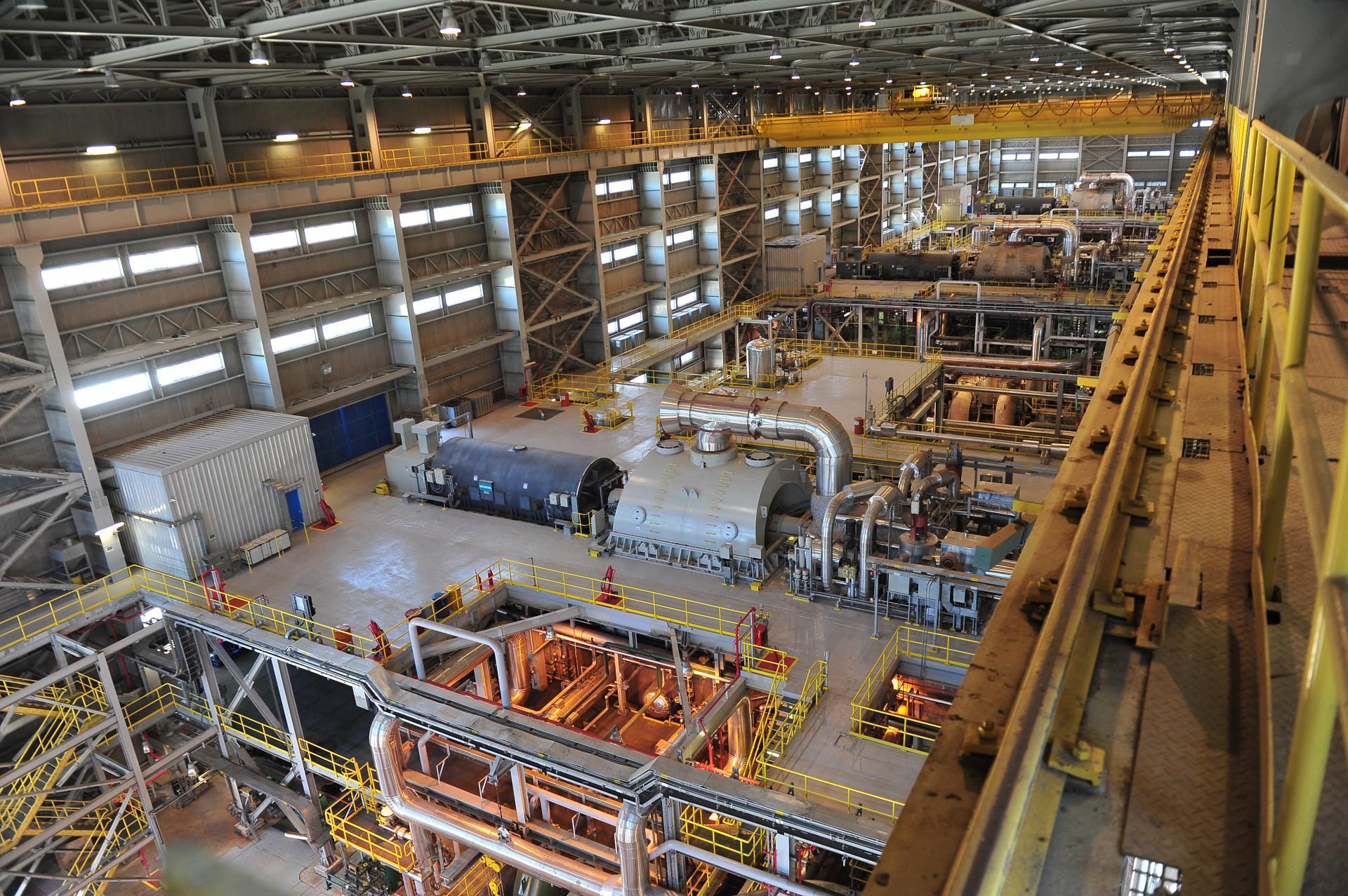 Capacidade da usina é de 5,5 mil gigawatt-hora e é capaz de abastecer uma cidade de 5,6 milhões de habitantes