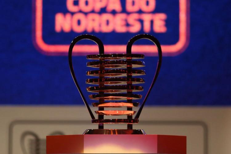 Copa do Nordeste: Sampaio Corrêa-MA derrota Salgueiro-PE em São Luís (Foto: )