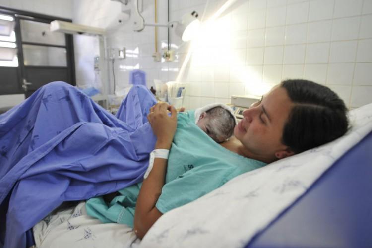 Salário maternidade pode ser estendido para mães em caso de internação (Foto: )