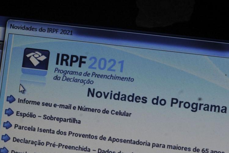 Quase 9 milhões de contribuintes enviaram declaração do IRPF (Foto: )