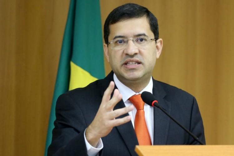 José Levi Mello não assinou ADI de Bolsonaro, protocolada no STF, contra governadores da Bahia, Distrito Federal e Rio Grande do Sul.  (Foto: Wilson Dias/Agência Brasil)