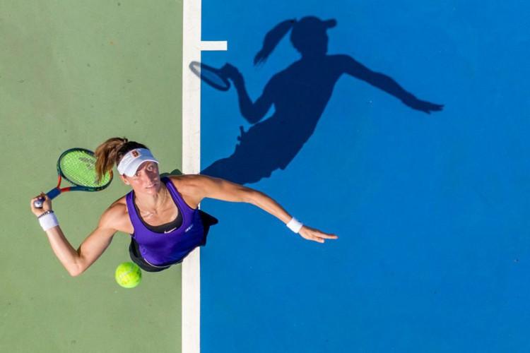 Tênis: Luisa Stefani chega às quartas de final do WTA 1000 de Miami (Foto: )