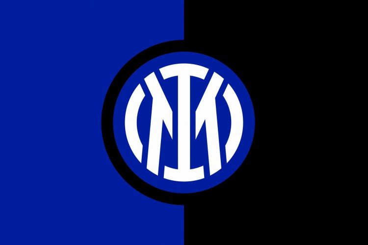 Novo escudo da Internazionale foi apresentado em suas redes sociais (Foto: Divulgação / Inter de Milão)