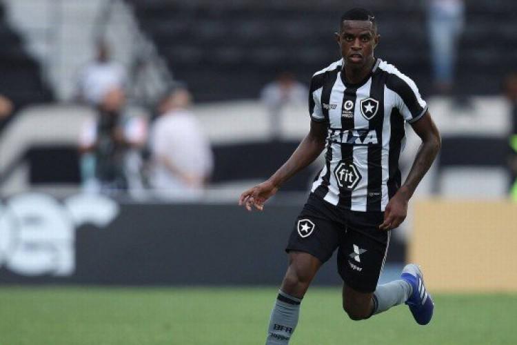 Marcelo Benevenuto deve ser o próximo reforço do Fortaleza (Foto: Vitor Silva / Botafogo)