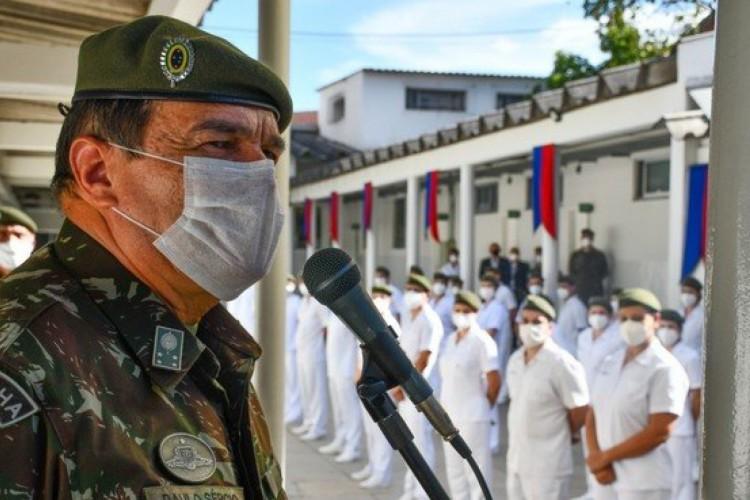 Bolsonaro escolhe general cearense Paulo Sérgio Nogueira como novo comandante do Exército; veja demais nomes