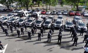 A polícia militar não pode servir como força auxiliar do caos