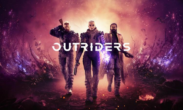Jogo 'Outriders'