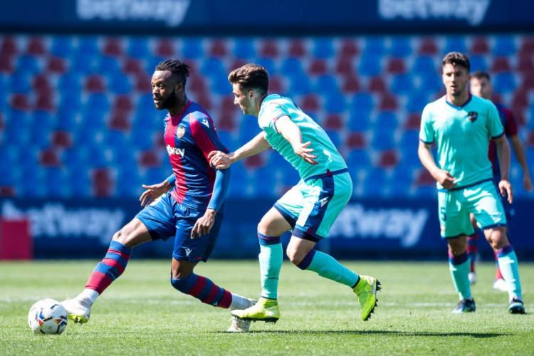 Entre os jogos de futebol de hoje, 2, destaque para Levante e Huesca pelo Campeonato Espanhol (Foto: Reprodução/Levante UD)
