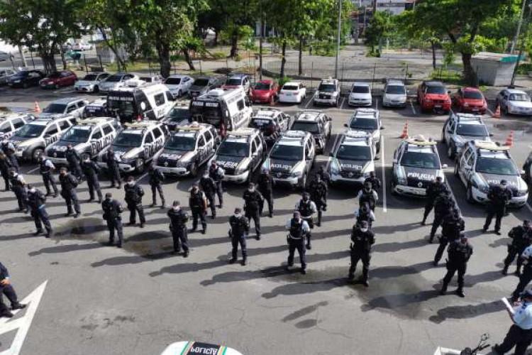 Novo concurso prevê 2,2 mil vagas para a PM (Foto: Foto: Polícia Militar do Ceará)