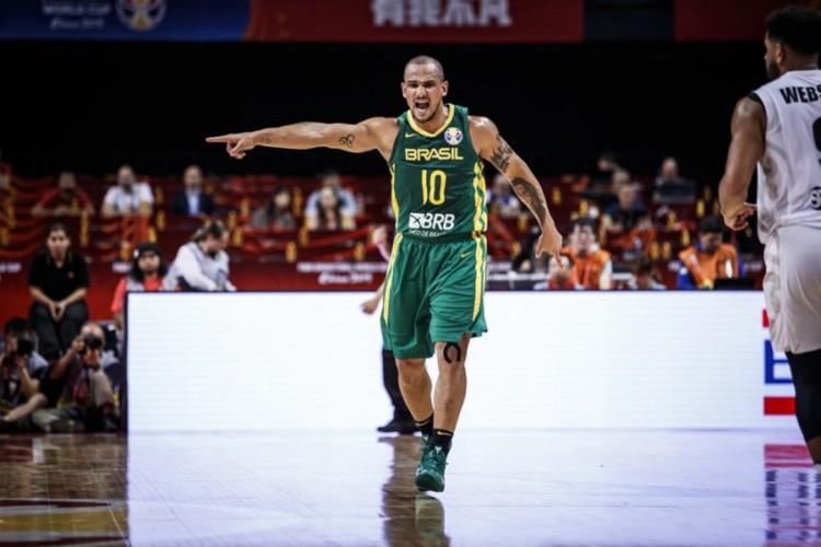 Seleção brasileira de basquete disputa Pré-Olímpico da Croácia em junho.  (Foto: Divulgação / CBB)