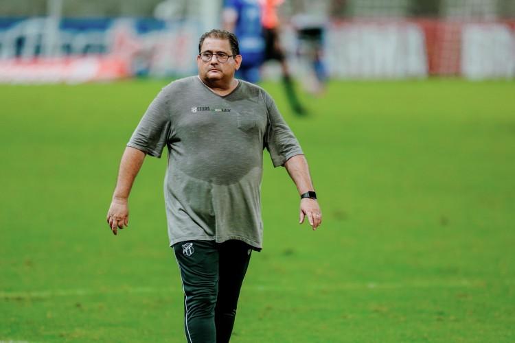 Guto Ferreira falou ao BandSports sobre as expectativas para a Copa Sul-Americana  (Foto: JÚLIO CAESAR)