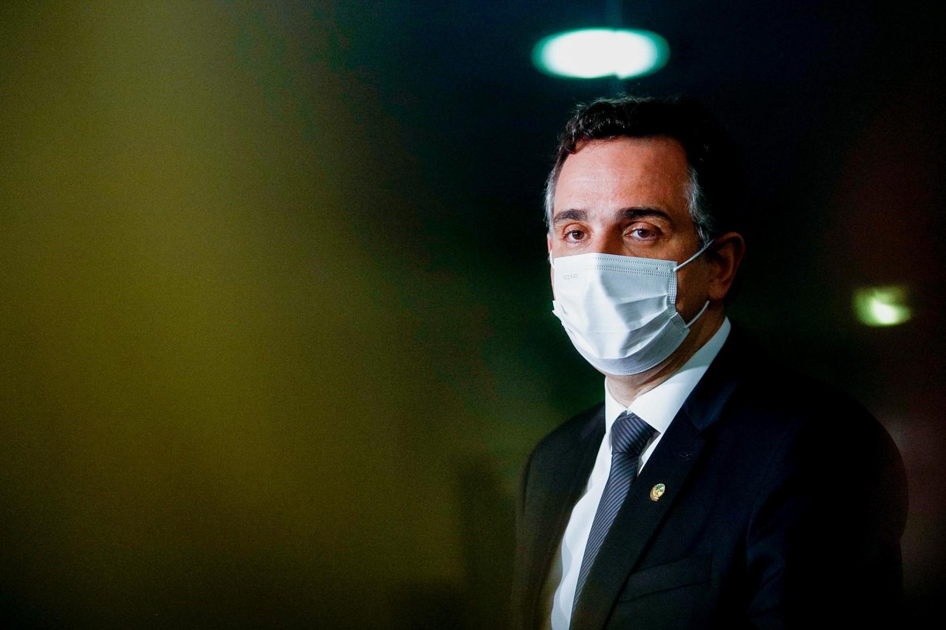 Presidente do Senado, senador Rodrigo Pacheco (DEM-MG), acha que CPI pode ter efeito contrário ao que se espera, mas opinião dele não vem ao caso