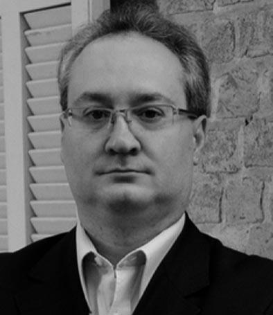 Rodrigo Prando, cientista político