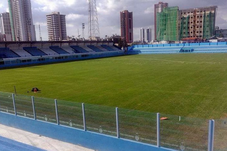 Estádio do Pysandu_Nova Curuzú (Foto: © PAYSANDU SPORT CLUB)