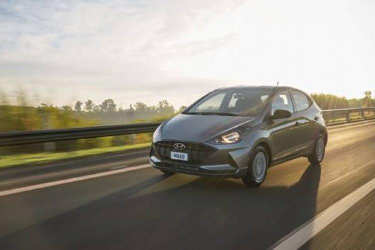 A Hyundai soma mais de 47 mil unidades vendidas entre janeiro e março deste ano. Marca apresentou crescimento de quase 10% em relação ao mesmo período do ano passado (Foto: Divulgação/Hyundai)