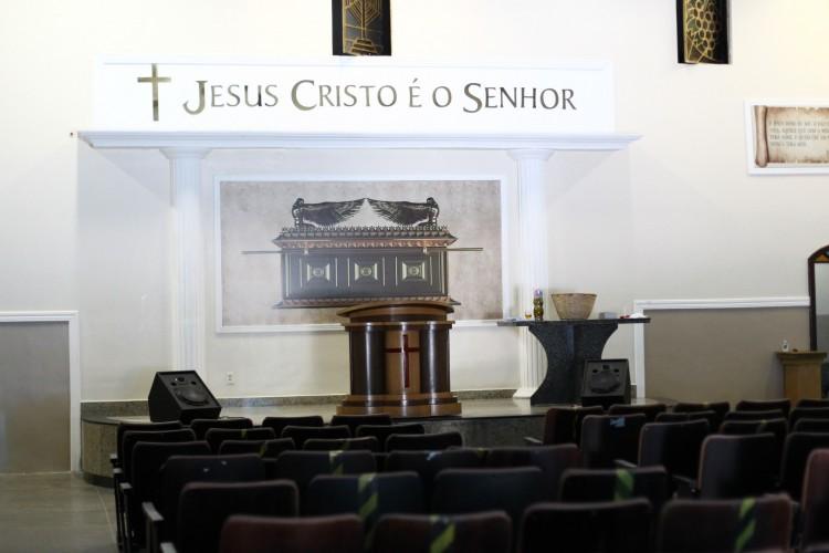 Igreja Universal do Reino de Deus em Fortaleza (Foto: FABIO LIMA)