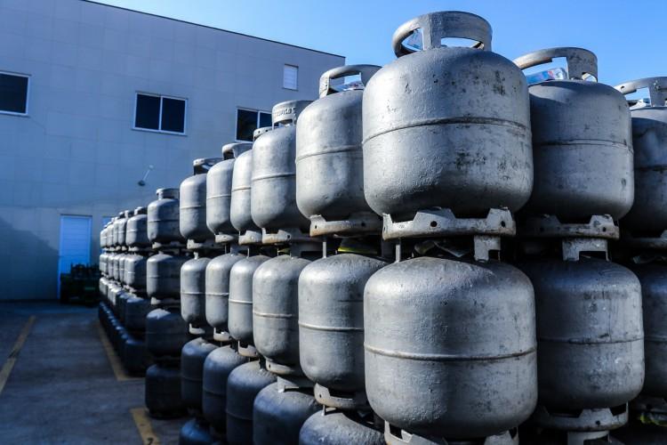 Preço médio do gás de cozinha chega a R$ 91,73 no Ceará (Foto: Barbara Moira)