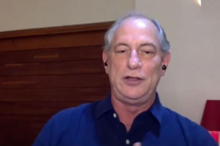 A fala aconteceu durante debate da Central dos Sindicatos Brasileiros. (Foto: Reprodução/Youtube)