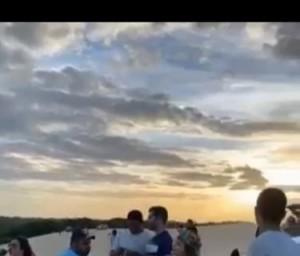 Grupo de sete pessoas é autuado por descumprimento do decreto de isolamento social rígido em Amontada