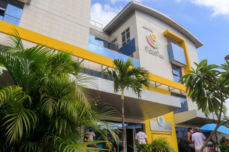 Equipamento está localizado no bairro Vila União, em Fortaleza.