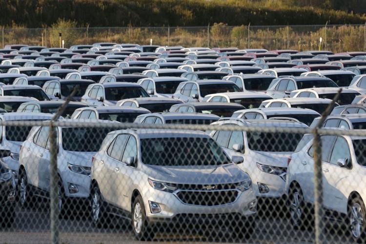 Venda de veículos cresce 15,78% em março (Foto: )