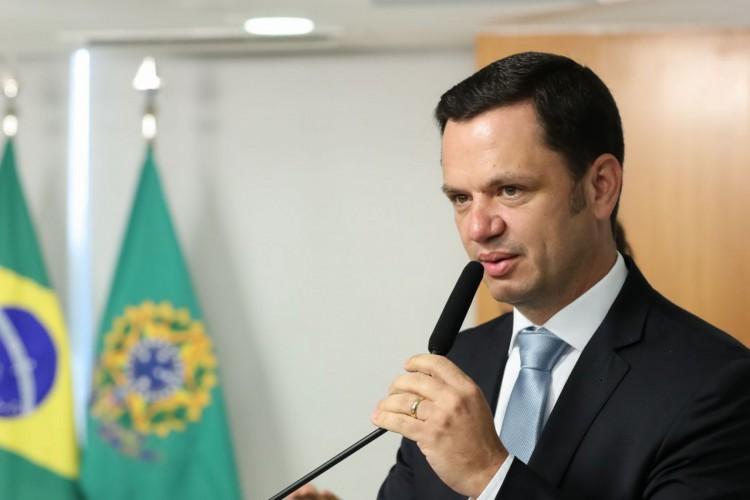 (Brasília - DF, 06/04/2021) Solenidade de Transmissão de Cargo de Ministro de Estado da Segurança Pu (Foto: Marcos Corrêa/PR)