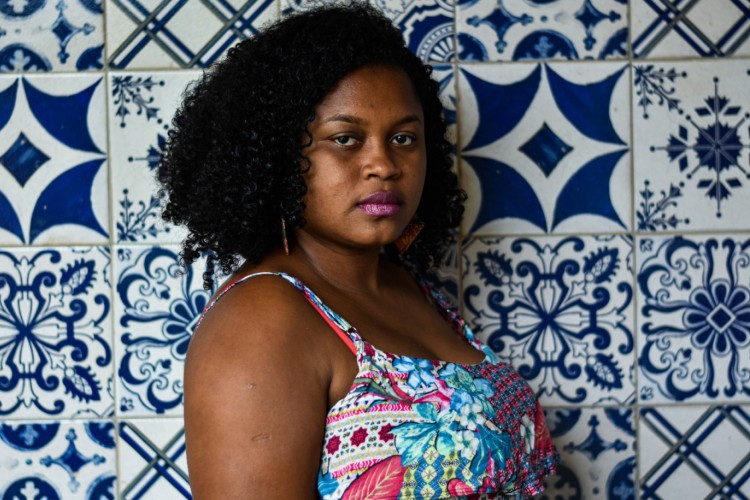 Leidiane dos Santos Pereira, 30 (Foto: Pessoal/Divulgação )