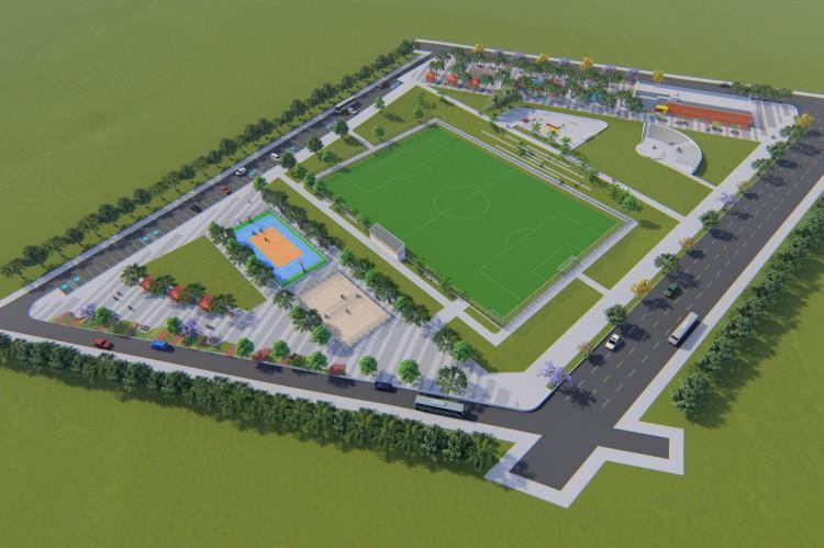 Parque urbano no Itaperi custará R$ 7,9 milhões