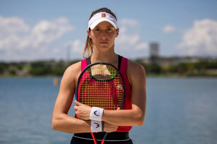 Após ranking histórico, Luisa Stefani sonha com vaga na Olimpíada (Foto: GREENFILMES)