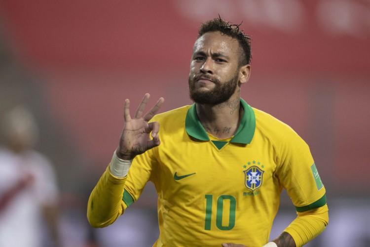 Seleção brasileira continua em terceiro no ranking de seleções da Fifa (Foto: Lucas Figueiredo/CBF)
