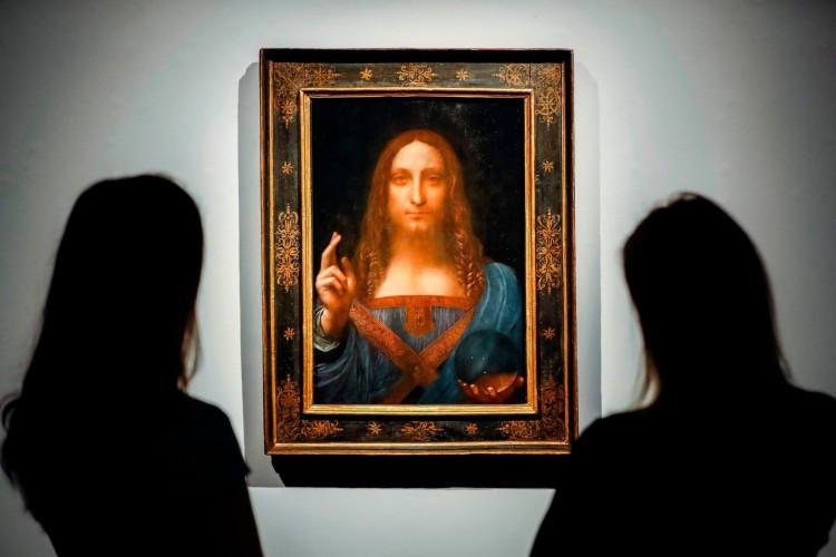 Quadro polêmico ficou de fora de exposição no Louvre (Foto: Tolga Akmen/ AFP)