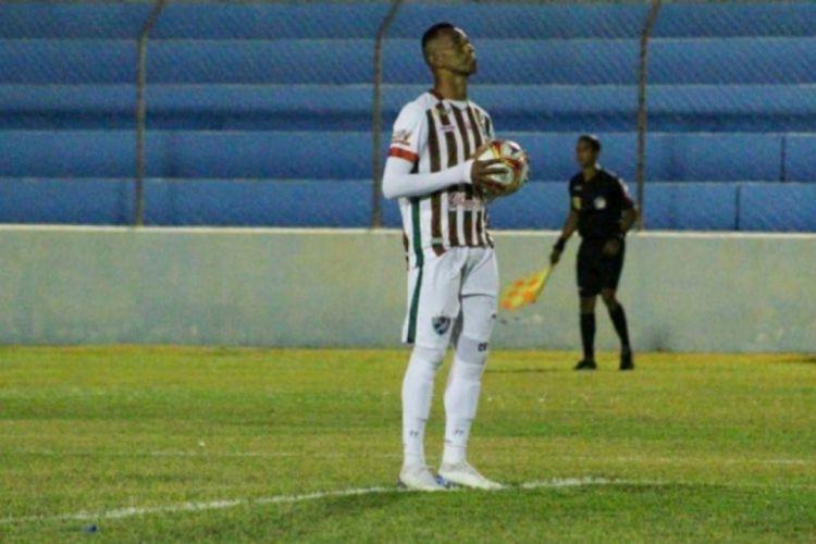 Ciel foi decisivo pelo Salgueiro na Copa do Nordeste (Foto: DIVULGAÇÃO)