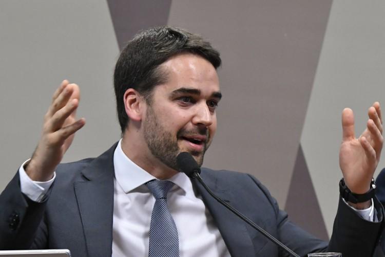 Eduardo Leite, do Rio Grande do Sul, é o governador mais jovem do Brasil (Foto: Geraldo Magela/Agência Senado)
