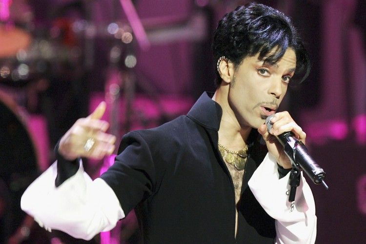 O novo disco inédito de Prince é uma das raridades guardadas no arquivo do músico (Foto: Getty Images)
