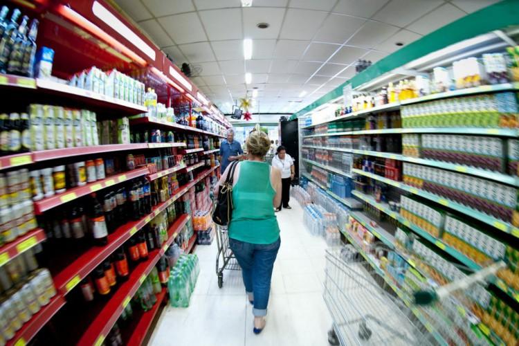 Dieese: custo da cesta básica cai em 12 capitais em março (Foto: )