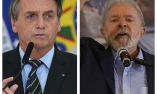 Lula e Bolsonaro lideram pesquisa presidencial em São Paulo