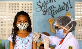A primeira fase da campanha contra a gripe tem como público-alvo crianças, gestantes, puérperas e trabalhadores da área da saúde.