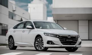 O sedã de luxo introduzirá a motorização híbrida da Honda no Brasil