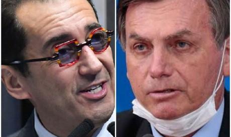 Kajuru gravou conversa com Bolsonaro que repercutiu em todo o País