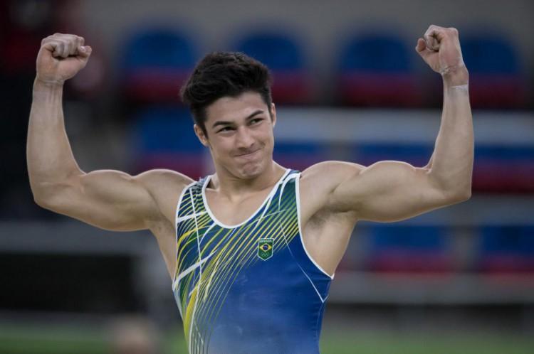 O ginasta Arthur Nory aposta na versatilidade para faturar segunda medalha olímpica na carreira