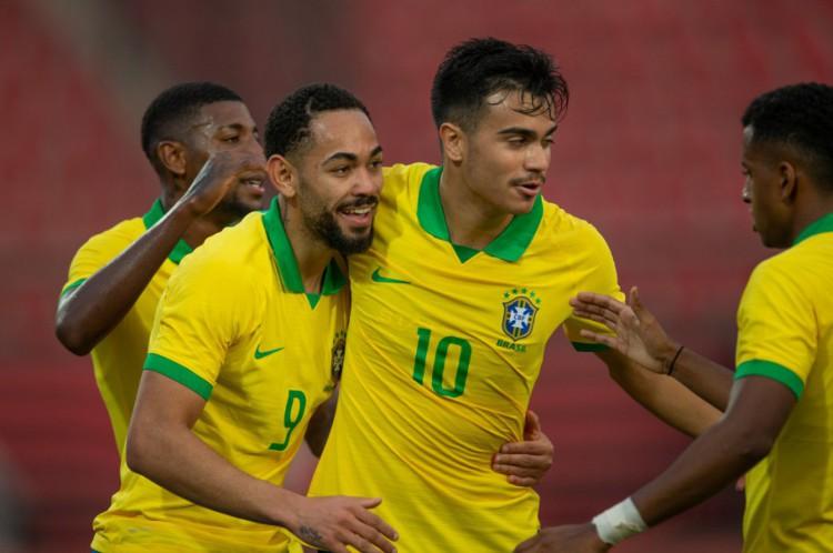 A seleção olímpica do Brasil aposta na geração promissora para conquistar o segundo ouro na Olímpiada de Tóquio