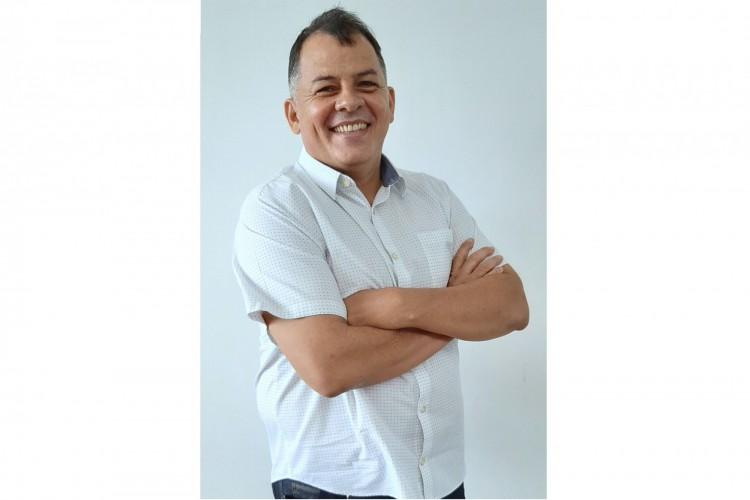Marcelo Frazão era coordenador de Esportes da Rede Cuca e lutava contra a Covid-19. (Foto: Divulgação)