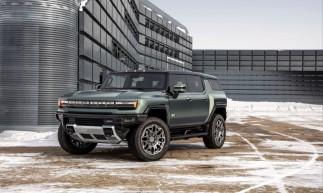 A picape Hummer EV SUV será produzida na mesma fábrica voltada para veículos de zero emissão