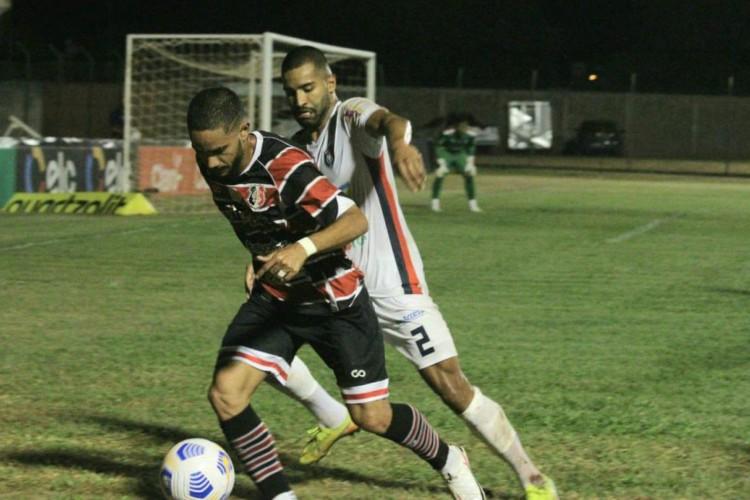 Copa do Brasil: Cianorte domina Santa Cruz e vai à terceira fase (Foto: )