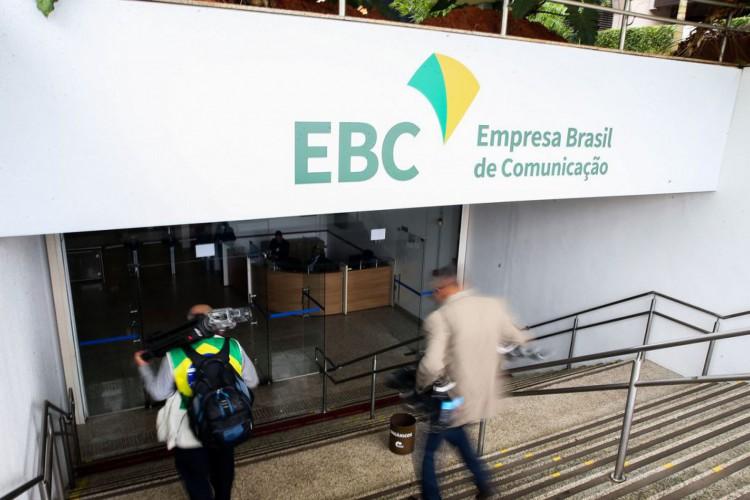 Projetos buscam retirar EBC do Programa Nacional de Desestatização (Foto: )