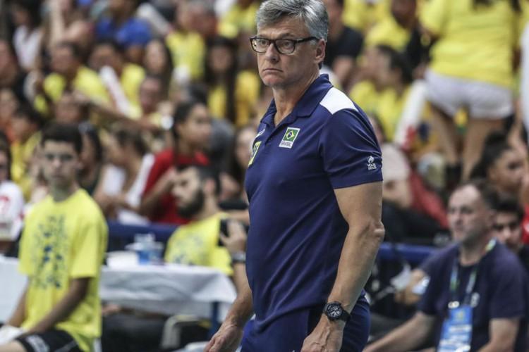 Em bolha do vôlei, Renan dal Zotto testa positivo para covid-19 (Foto: )
