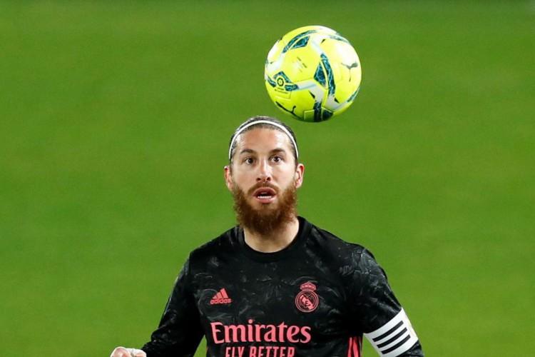 Sergio Ramos, do Real Madrid, é diagnosticado com covid-19 (Foto: )