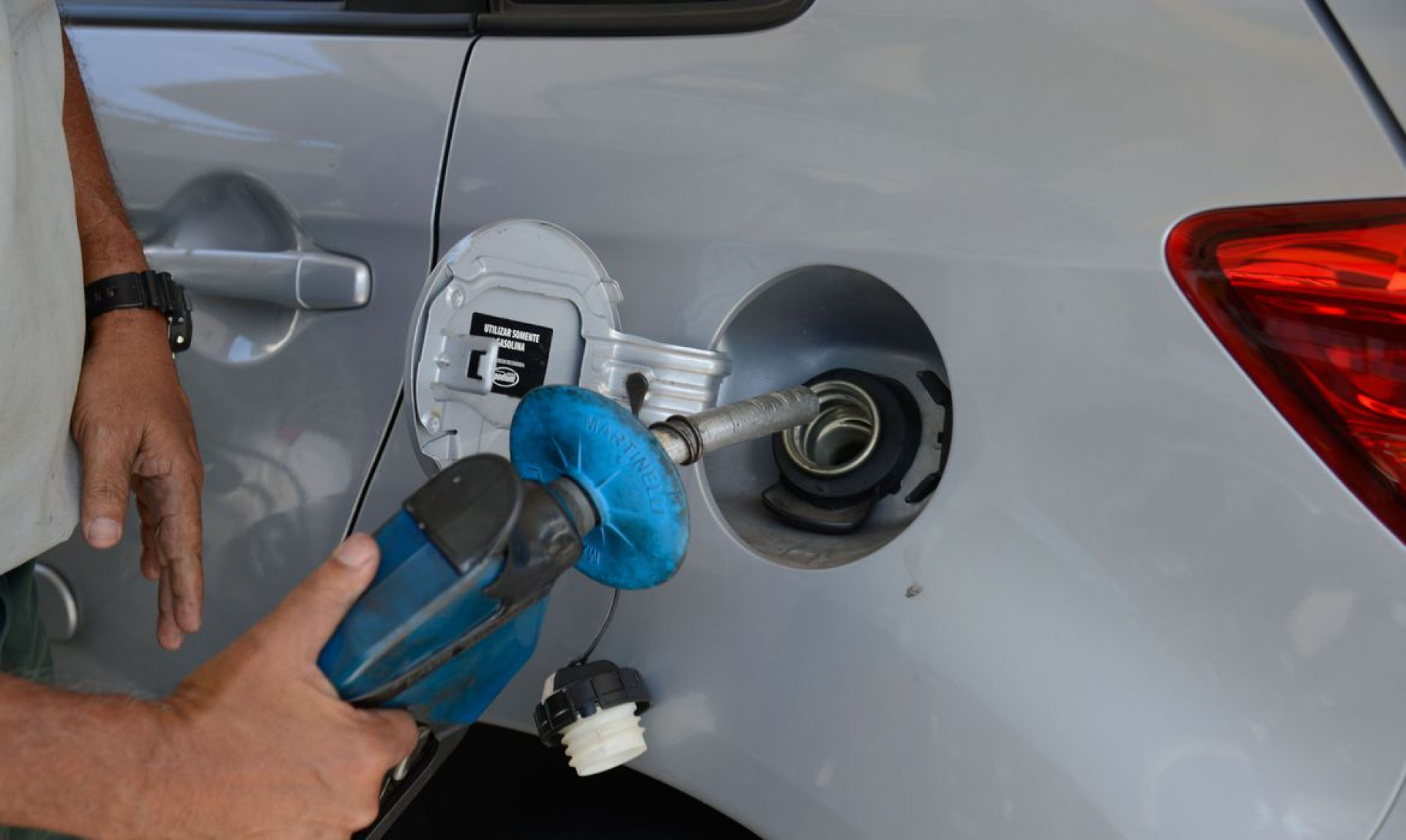 O preço médio do etanol no Ceará equivale hoje a 87% do preço médio da gasolina no Estado  (Foto: Tomaz Silva/Agência Brasil)