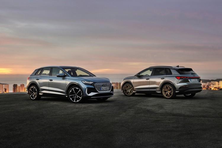 Os modelos produzidos na Alemanha têm pegada neutra em carbono (Foto: Divulgação/Audi)