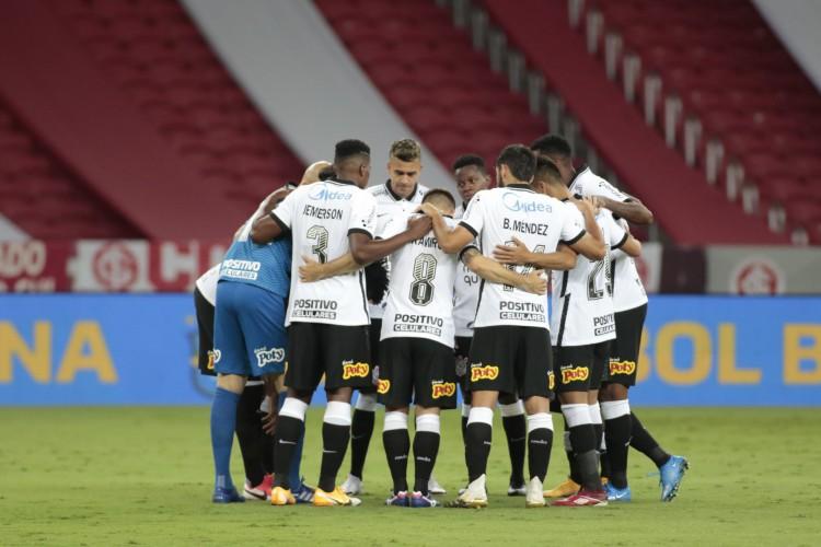 Corinthians viaja ao Paraguai para enfrentar o River Plate-PAR na largada da Copa Sul-Americana (Foto: Rodrigo Coca/Agência Corinthians)